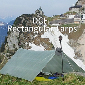 Zpacks- DCF Rectangular Tarps